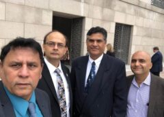Going to Capital Building to attend Pakistan American Congress Washington DC Reception .